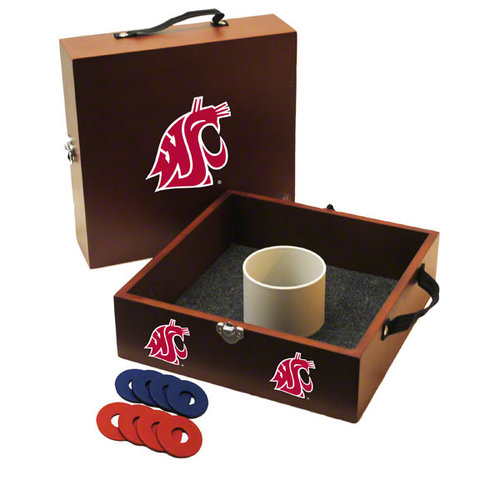 NCAA - Washington State Cougars Washer Toss