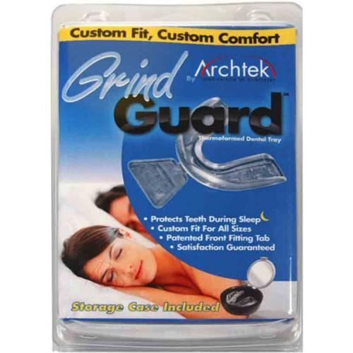 "Archtek Grind Guard with 3"" mirrored case, 1 ea (Pack of 2)"