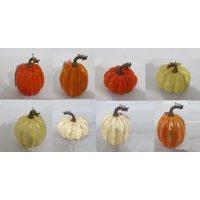 Harvest Sm Pumpkin - Yellow Tall