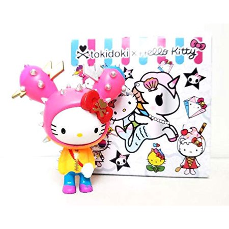 Tokidoki x Hello Kitty Series 2 Vinyl Figure - Rainbow - Rainbow Kitty