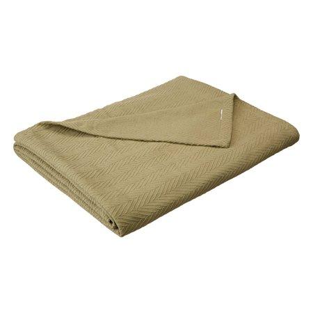 Cotton Blanket Covers - Superior Cotton Metro Weave Blanket