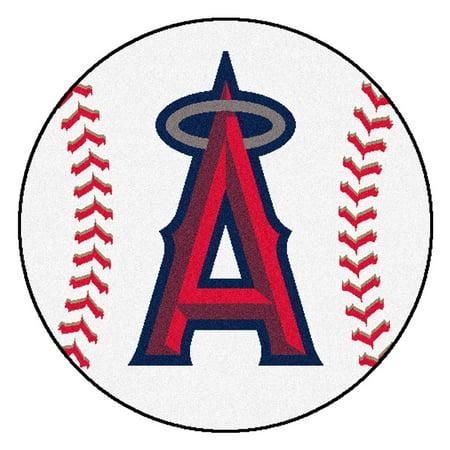 MLB - Los Angeles Angels Baseball Mat 27