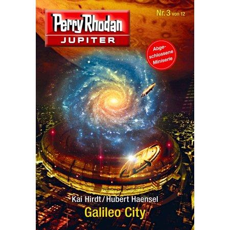 Jupiter 3: Galileo City - eBook - Jupiter City Halloween