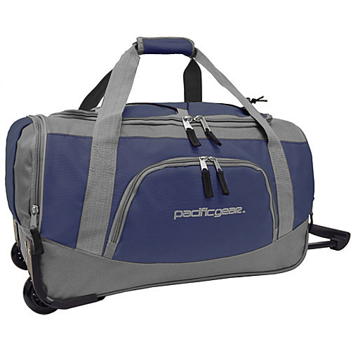 Traveler's Choice Pacific Gear Carry-On Rolling Bag Duffel