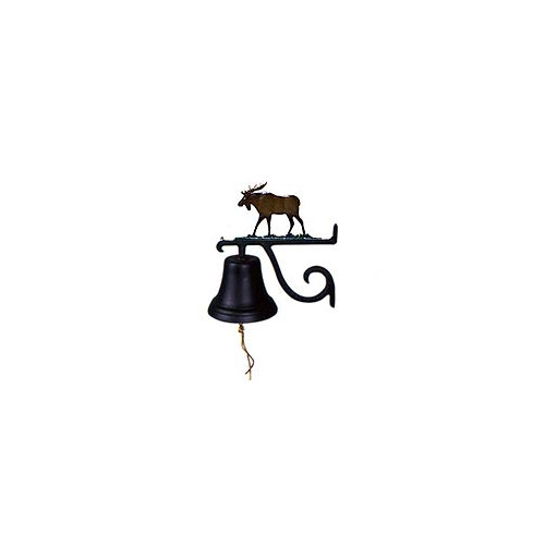 Montague Metal Products Inc. Cast Moose Bell