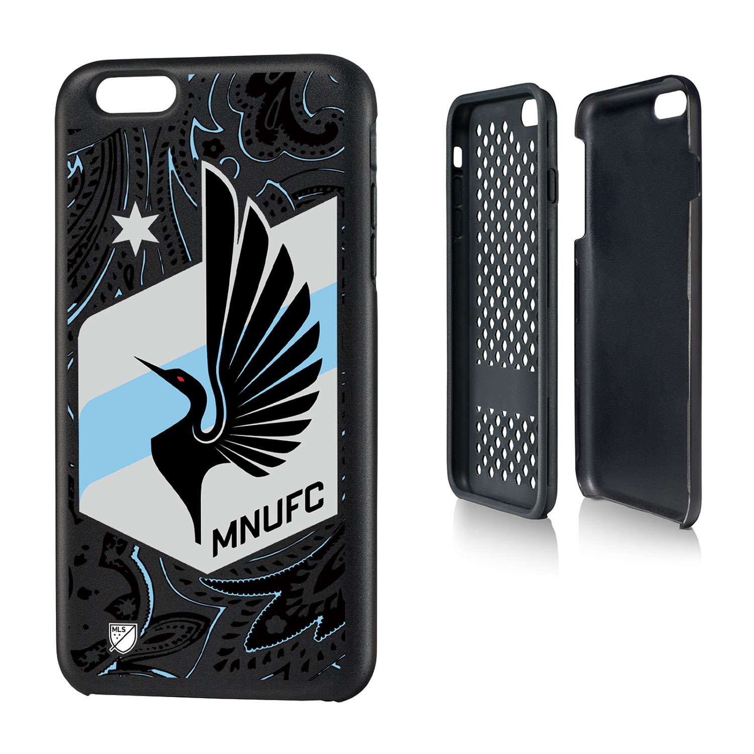 Minnesota United FC MNUFC Paisley Rugged Case for iPhone 6 Plus