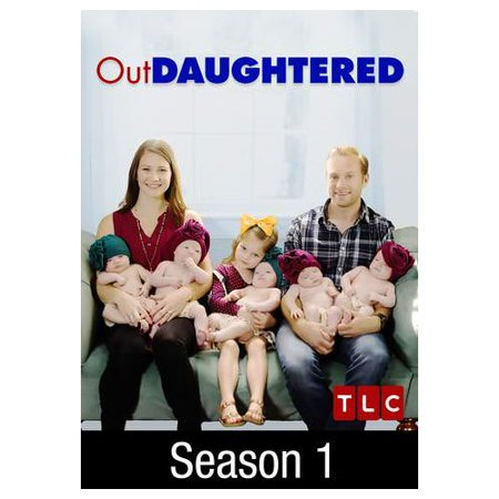 OutDaughtered: Season 1 (2016) - Walmart com