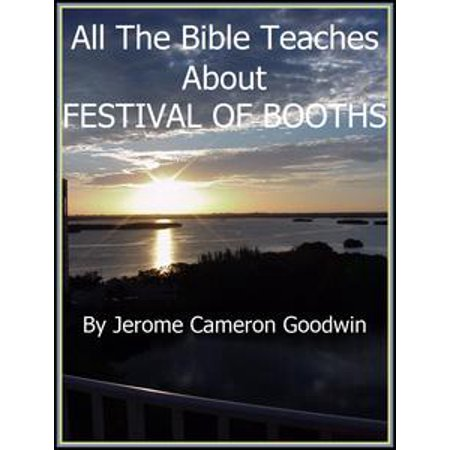 FESTIVAL OF BOOTHS - eBook - Fall Festival Booth Ideas