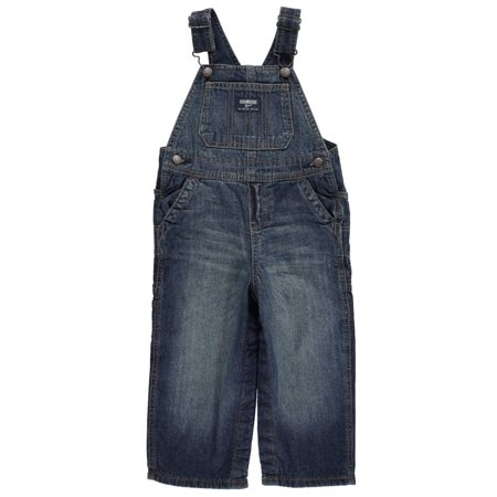 oshkosh baby boys 39 big blue fleece lined overalls. Black Bedroom Furniture Sets. Home Design Ideas