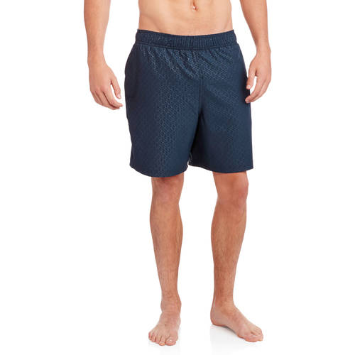 Ocean Gear by Catalina Men's Embossed Swim Trunks