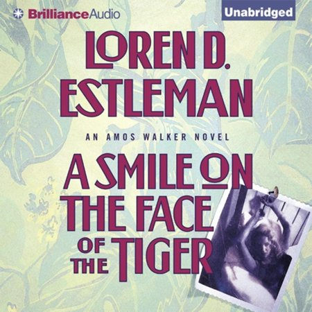 Smile on the Face of the Tiger, A - Audiobook (Half Tiger Face App)