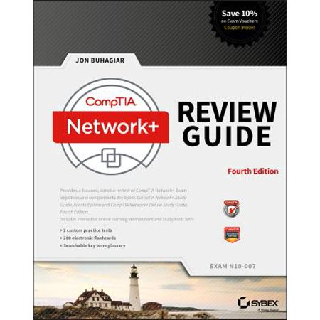 Comptia Network+ Review Guide : Exam N10-007