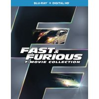 Deals on Fast & Furious 7-Movie Collection Blu-Ray
