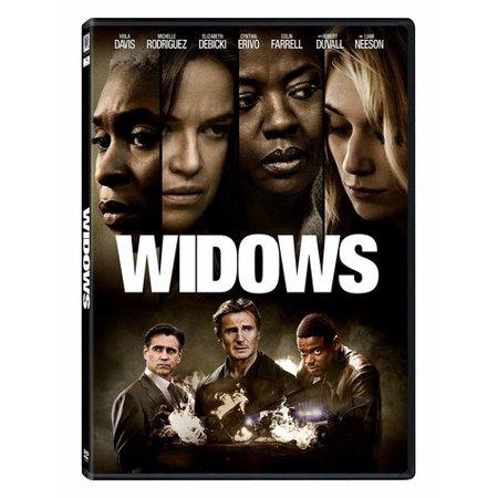 Widows (DVD) - Movies For Tweens