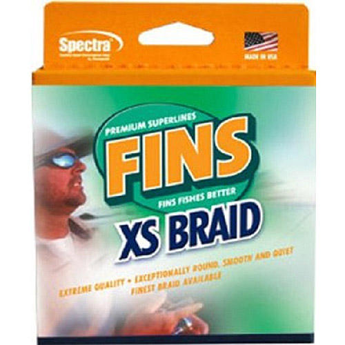 Fins Spectra Fishing Line, Extra Smooth, Dark Geen by Fins Spectra