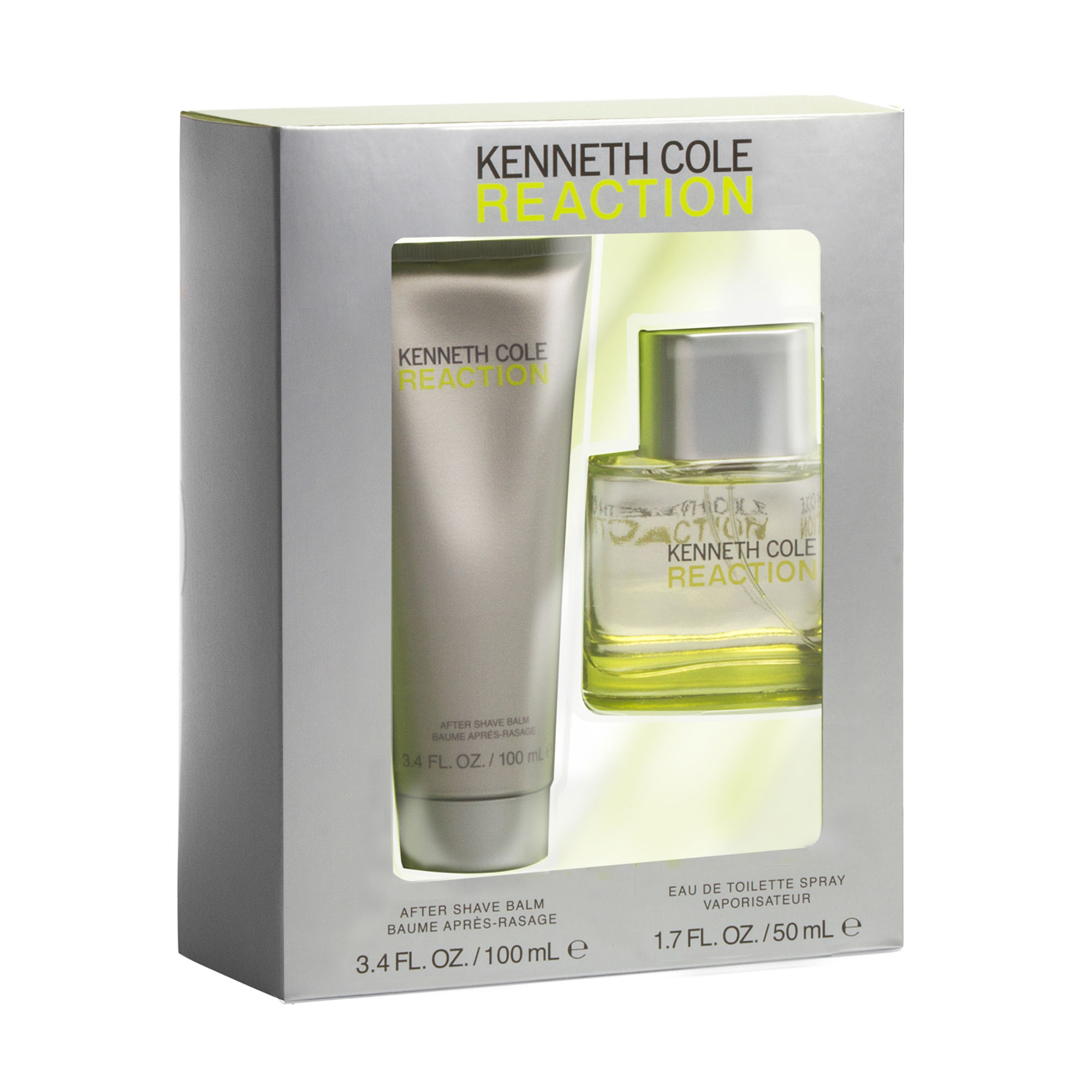 Kenneth Cole Reaction for Men By Kenneth Cole Gift Set