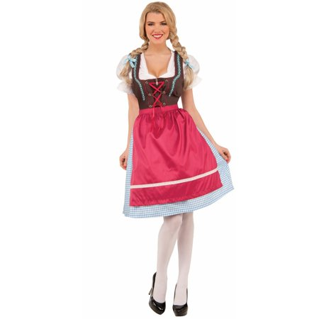 Womens Schatzi The Bavarian Girl Halloween Costume](F-14 Halloween)