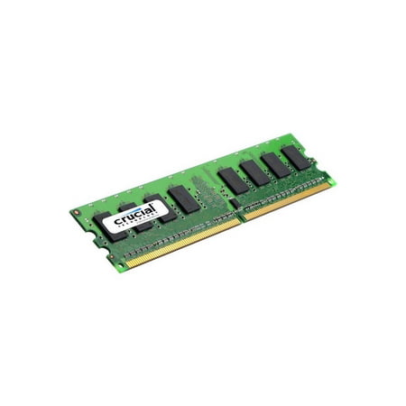 2GB KIT 2X1GB PC2-5300 667MHZ DDR2 240PIN DIMM UNBUFF CL5 (2gb 2048mb 667mhz Ddr2 667 Pc2 5300)
