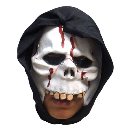 Halloween Death Skull Muerte Jawless Mask