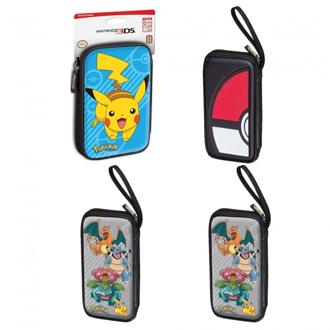 New 3DS XL Pokemon Game Traveler Assorted Style