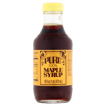 Hamel Pure 100% Maple Syrup, 16 fl oz ()
