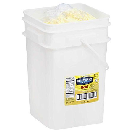 Spectrum Naturals Mayonnaise Canola 30 Lb  Pack Of 1
