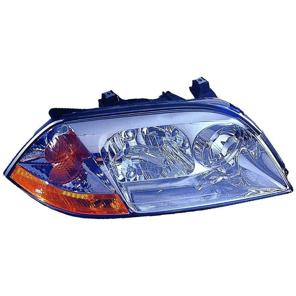 For Acura MDX 01-03 Headlight Assembly Unit Passenger Side