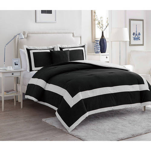VCNY Home Avianna 4-Piece Bedding Comforter Set, Multiple Colors Available