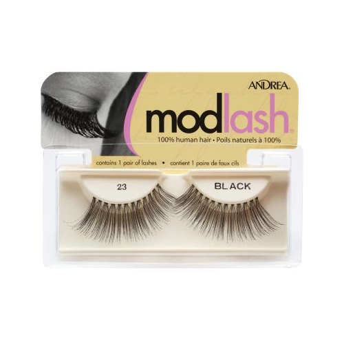 Andrea STRIP LASHES Style 23 - Black 22310