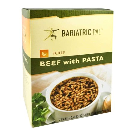Beef with Pasta Diet Protein Soup (7/Box) - (Best Soups For Liquid Diet)