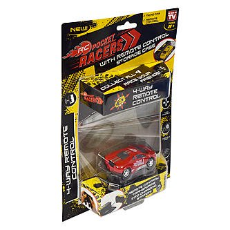 Pocket Wizard Remote (RC Pocket Racers with Remote Control Storage Case)