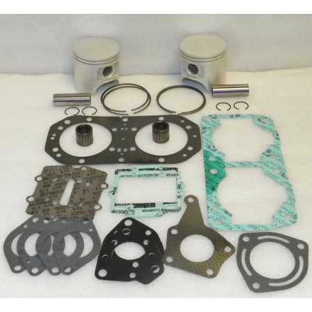 NEW JET SKI REBUILD KIT FITS .25MM OVER KAWASAKI 03 04 05 06 07 08 09 SX-R 800CC (70s Ski)