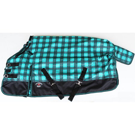 1200D Turnout Waterproof Horse WINTER BLANKET HEAVY  579G