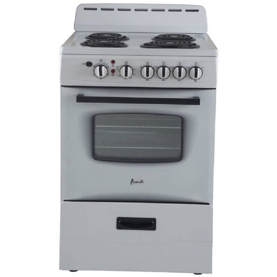 Walmart Electric Ovens ~ Avanti quot electric range multiple colors walmart