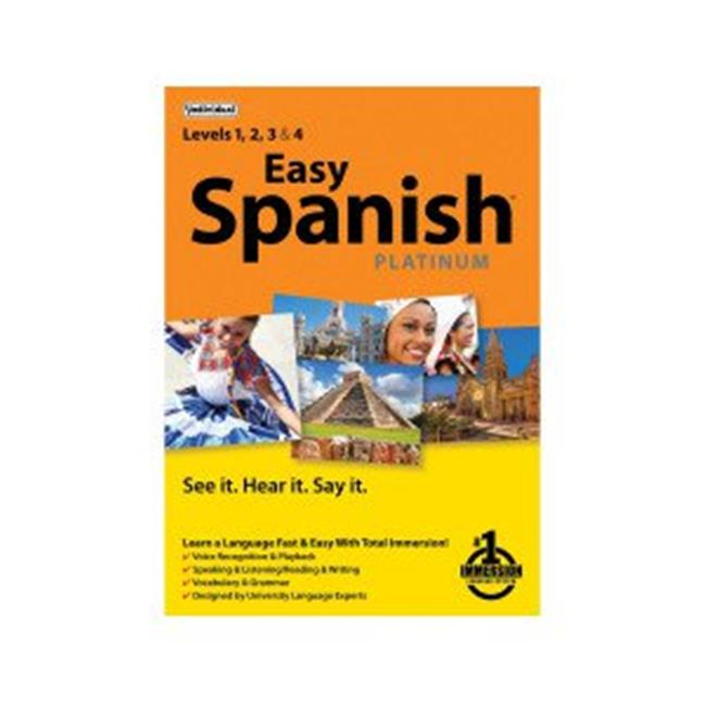 Easy Spanish Platinum (Email Delivery)