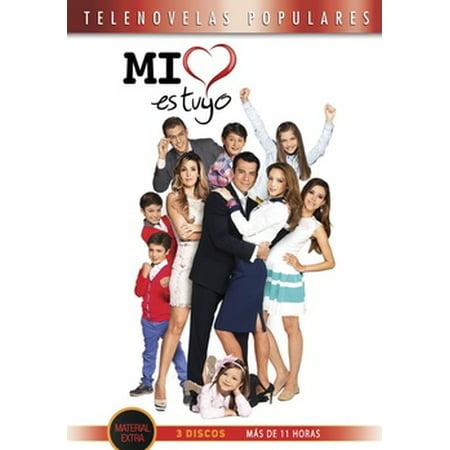 Mi Corazon Es Tuyo (DVD) - Ft To Mi
