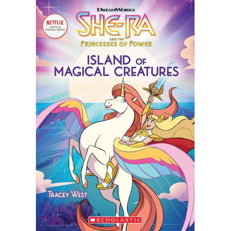 Island of Magical Creatures (She-Ra Chapter Book #2) - She Ra Outfit