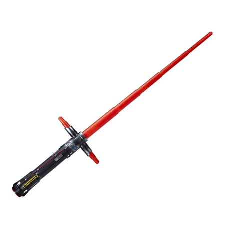 Star Wars Kylo Ren Force Action Electronic Lightsaber for $<!---->