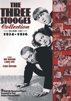 The Three Stooges Collection: Volume One 1934-1936 (DVD) by Sony Pictures Home