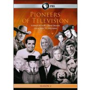 Pioneers Of Television: Season 2 Science Fiction   Crime Dramas   Local Kids' TV   Westerns (Widescreen) by PARAMOUNT HOME VIDEO