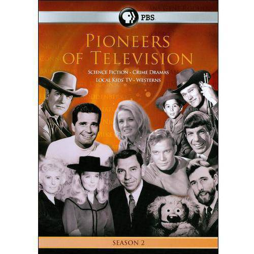 Pioneers Of Television: Season 2 - Science Fiction / Crime Dramas / Local Kids' TV / Westerns (Widescreen)