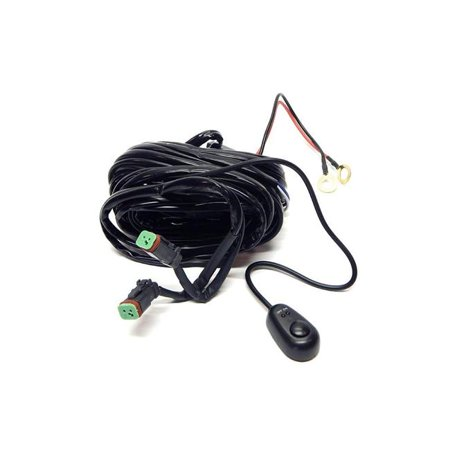 southern truck 79903 led light bar wiring harness switch dt southern truck 79903 led light bar wiring harness switch dt connector dual plug