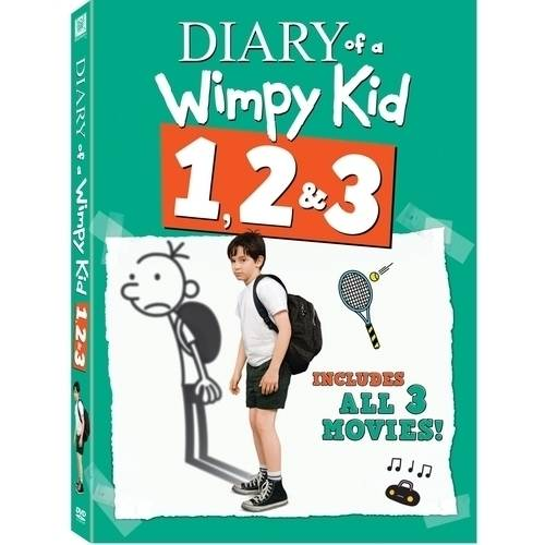 Diary Of A Wimpy Kid 1, 2 & 3 (Widescreen)
