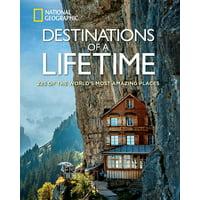 Destinations of a lifetime - hardcover: 9781426215643