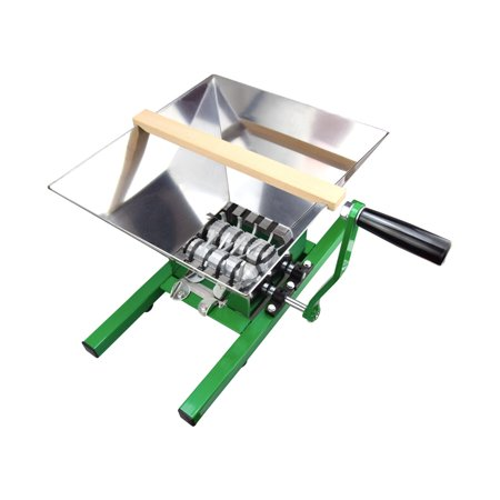EJWOX 7Litres Fruit and Apple Crusher, Fruit Scratter Pulper for Cider Wine