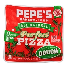 Pepe's All Natural Pizza Dough