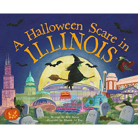 Halloween Scare in Illinois, A - Halloween Stores Illinois