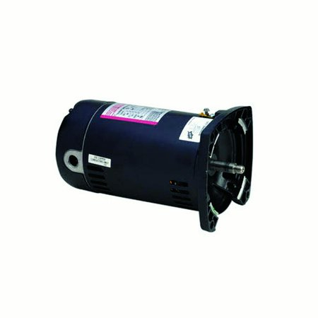 - Magnatek B985 Replacement 2HP 2 Speed Square Flange Motor