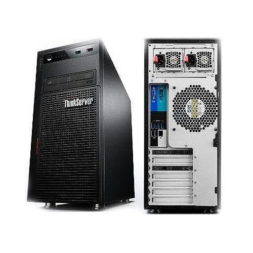 Lenovo ThinkServer 70AQ000PUX 5U Tower Server - 1 x Intel Xeon E3-1225 v3 3.20 GHz