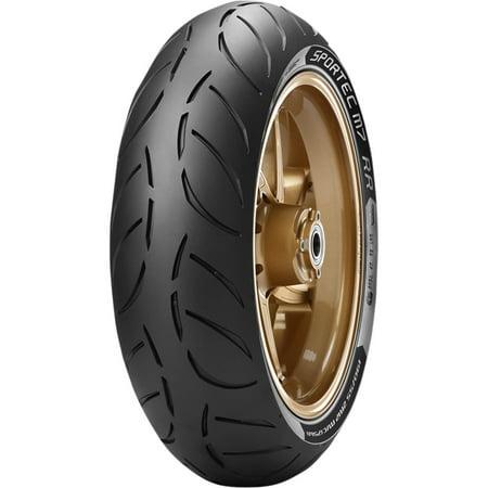 Metzeler 2450300 Sportec M7 RR Rear Tire - (Metzeler Sportec M3 190 55 Zr 17)